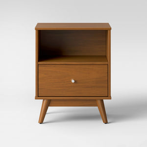 Amherst Nightstand Brown