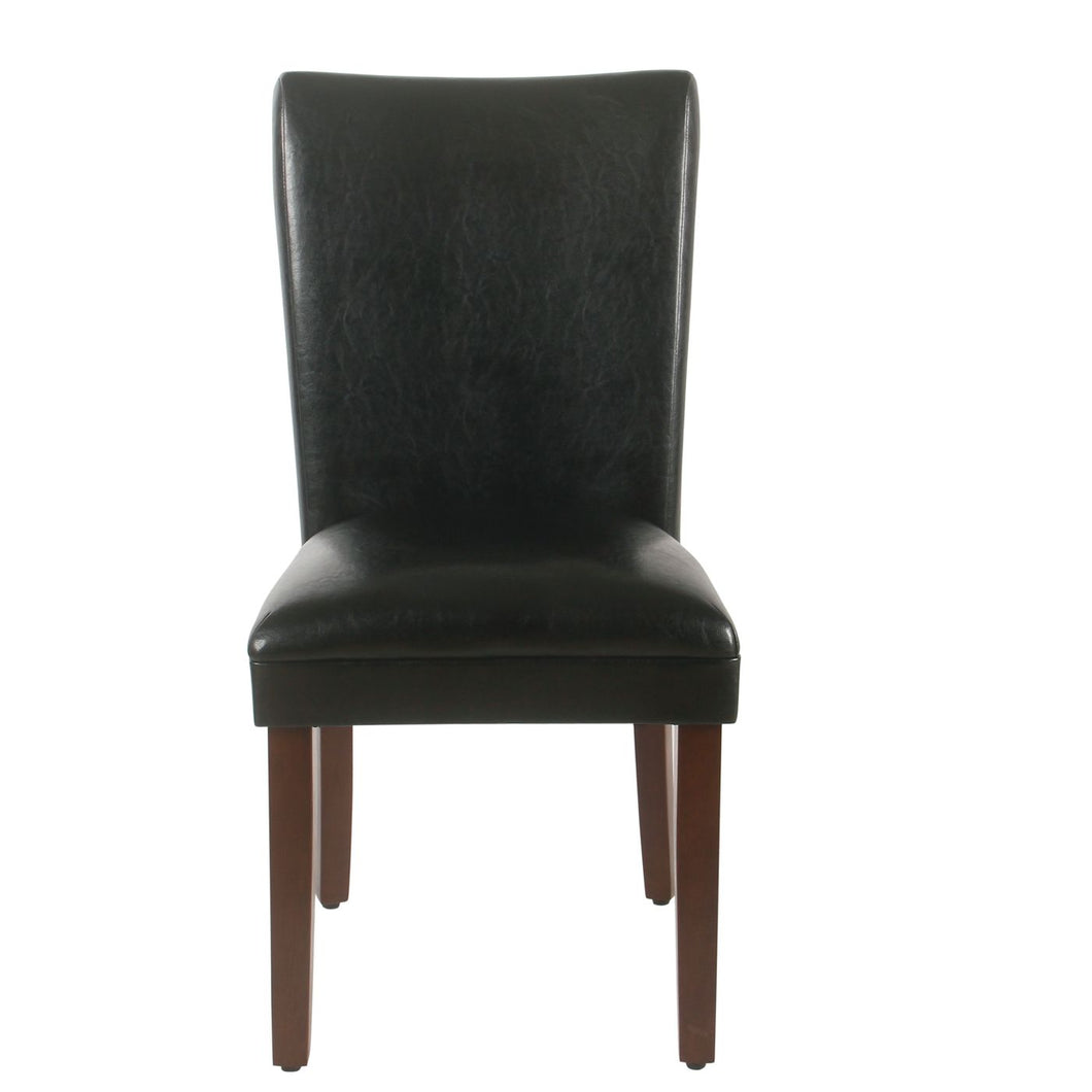 Parsons Dining Chair Faux Leather 7103