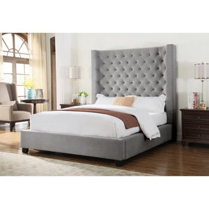 Queen Granville Upholstered Standard Bed #4222
