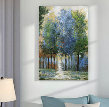"Load image into Gallery viewer, ""Afternoon Light"" Wrapped Canvas Print"