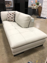 Load image into Gallery viewer, Stockbridge Leather Chaise ONLY