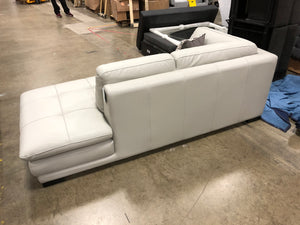 Stockbridge Leather Chaise ONLY