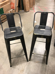 Set of 2 Derbyshire Bar & Counter Stool