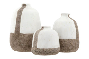 Keiser Terracotta Table Vase (Set of 3) 10003