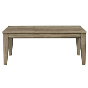 Loggins Solid Wood Bench #9897