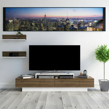 "Load image into Gallery viewer, Pritts Entertainment Center for TVs up to 78"" 7771"