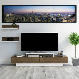 "Pritts Entertainment Center for TVs up to 78"" 7771"