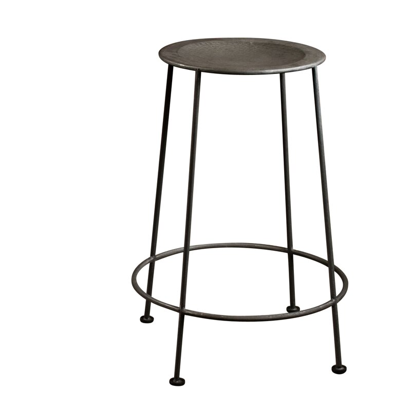 Black Robbinsdale Bar & Counter Stool set of 2