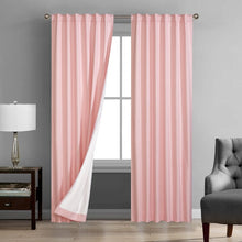 Load image into Gallery viewer, Rotraut Solid Room Darkening Curtain Panel  #HA9806