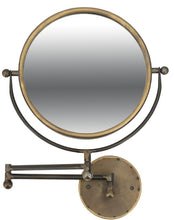 Load image into Gallery viewer, Mcabee Swivel Makeup / Shaving Mirror