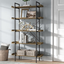 Load image into Gallery viewer, Swindell Etagere Bookcase 7775
