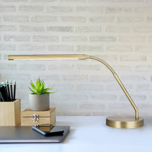 "Load image into Gallery viewer, Weishaar 22"" Desk Lamp 7469"