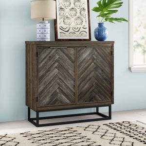 Kaelyn 2 Door Accent Cabinet