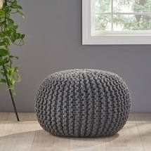 Load image into Gallery viewer, Moro Pouf Ottoman - Christopher Knight Home