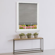 "Load image into Gallery viewer, Veranda Vinyl Semi-Sheer Roll-Up Shade 36"" x 72"" Charcoal(2029RR)"