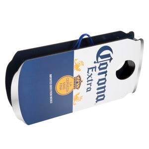 10 Piece Corona Cornhole Set Blue Multi(1725RR)
