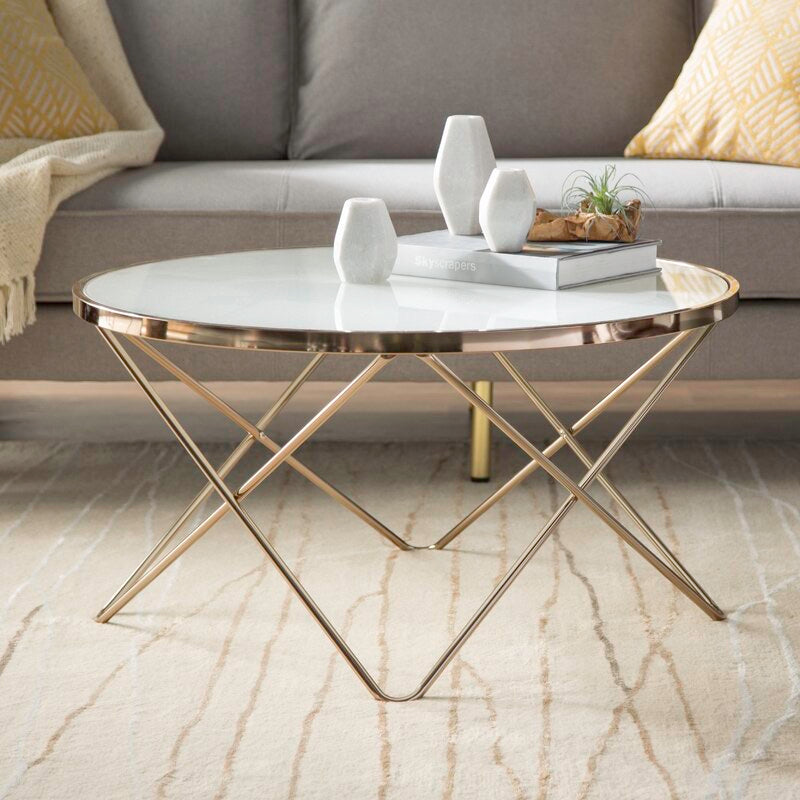 Rhiannon Coffee Table Color Frosted #271