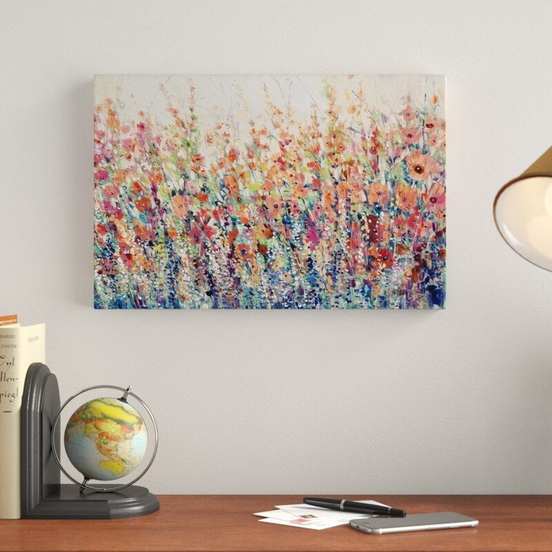 Flourish of Spring' Print on Canvas 24x36(2020RR)