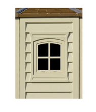 Load image into Gallery viewer, WoodBridge Plus 10.5 ft. x 8 ft. Vinyl Storage Shed *AS IS #347HW