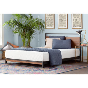 "Wayfair Sleep 10"" Plush Gel Memory Foam Mattress - 467CE"