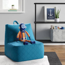 Load image into Gallery viewer, Kids' Lounge Chair Aqua - Pillowfort™ #4300