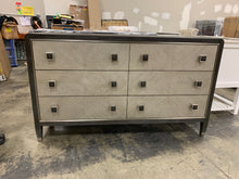 Load image into Gallery viewer, Whisenhunt 6 drawer Double Dresser
