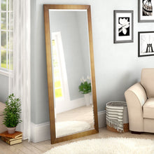 Load image into Gallery viewer, Apostol Slender Body Floor Beveled Full Length Mirror - #12CE