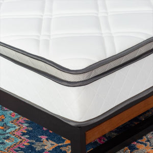 "Wayfair Sleep 8"" Medium Firm Innerspring Mattress Full(454)"