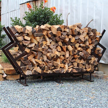 Load image into Gallery viewer, Large Premium Log Rack #4474 *AS IS*