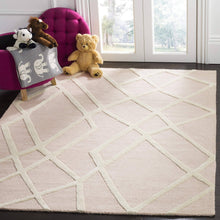 Load image into Gallery viewer, Safavieh Kids 5'x7' Pink/Ivory Rug(1662RR)