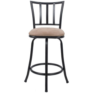 Robinson Adjustable Height Barstool Single Bronze(1854RR)