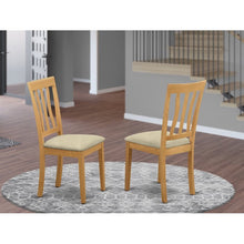 Load image into Gallery viewer, Artin Slat Back Side Chair (Set of 2) Color Oak #85HW