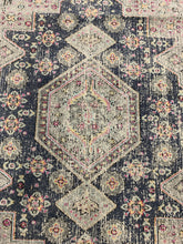 Load image into Gallery viewer, Safavieh Montage Black/Multi 4' x 6' Area Rug (1757)