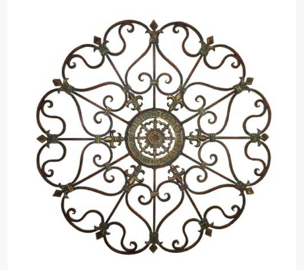 "29"" Metal Wall decor #193-NT"