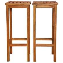 "Load image into Gallery viewer, Jenkinson 29.1"" Patio Bar Stool (Set of 2) #208HW"