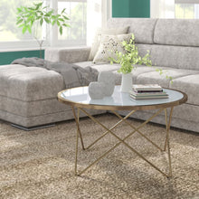 Load image into Gallery viewer, Rhiannon Coffee Table Color Frosted #271