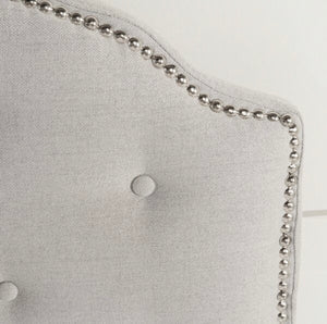 Boylan Upholstered Panel Headboard Full/Queen #8HW