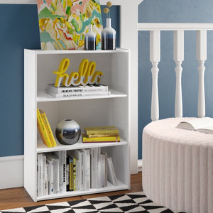 Hinshaw Standard Bookcase Soft White(480)