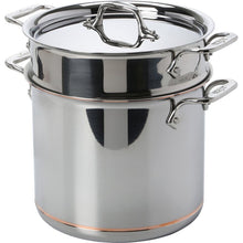 Load image into Gallery viewer, Grey All-Clad Copper Core® 7-qt. Multi-Pot(1578)