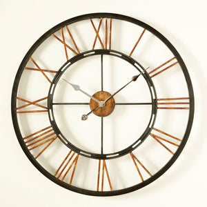 "Oversized Mallory 27.75"" Wall Clock #251HW"