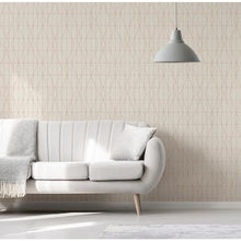 "Load image into Gallery viewer, Diamond Geo 33' L x 20.5"" W Smooth Wallpaper Set of 2 #141HW"