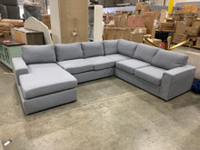 "Load image into Gallery viewer, Latitude Run Alberdina 120.5"" reversible modular sectional"