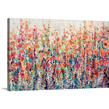 Load image into Gallery viewer, Flourish of Spring' Print on Canvas 24x36(2020RR)