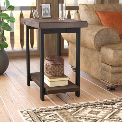 Thornhill End Table - Natural
