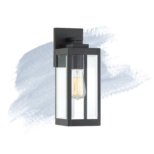 Kaylie Outdoor Wall Lantern #185-NT