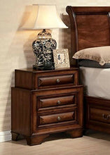 Load image into Gallery viewer, Haygarden Wooden 3 Drawer Nightstand #25HW