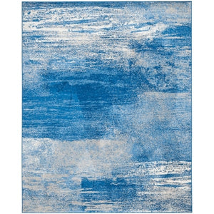 Safavieh Adirondack Brynn Modern Abstract Rug - 10' x 14' - Silver/Blue (1764)