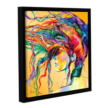 "Load image into Gallery viewer, 'Windswept Print on Canvas' by Linzi Lynn - Print on Canvas 36"" H x 36"" W x 2"" D Size #253HW"