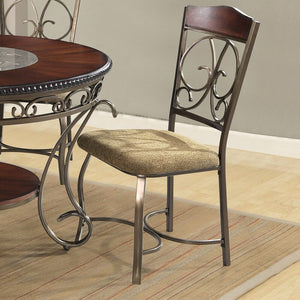 Thomaston Upholstered Dining Chair Set of 2(307)