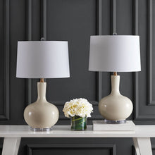 "Load image into Gallery viewer, Yasmine 27"" Table Lamp Set (Set of 2)#234HW"